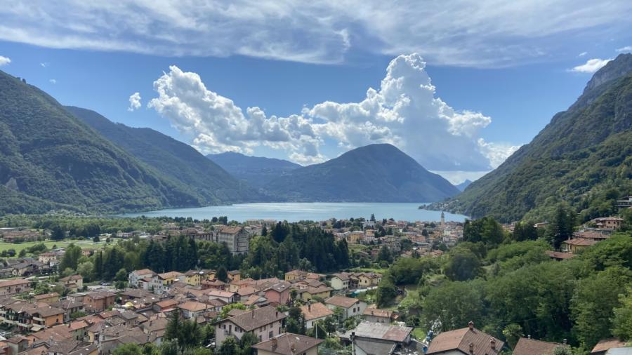 Porlezza, Lugano Lake